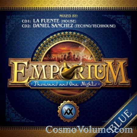 Emporium Blue (mixed by La Fuente & Daniel Sanchez) [2011]