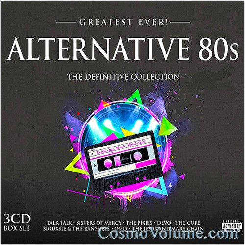 Greatest Ever: Alternative 80s [2015]