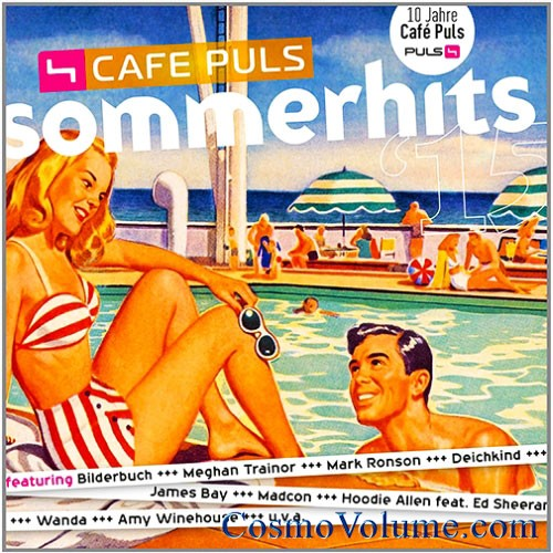 Cafe Puls Sommerhits [2015]