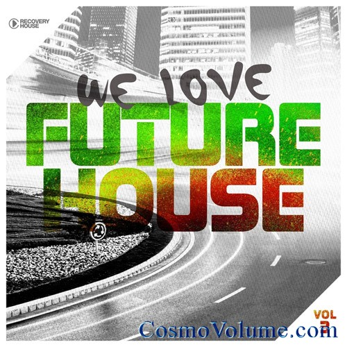 We Love Future House (Vol. 3) [2016]