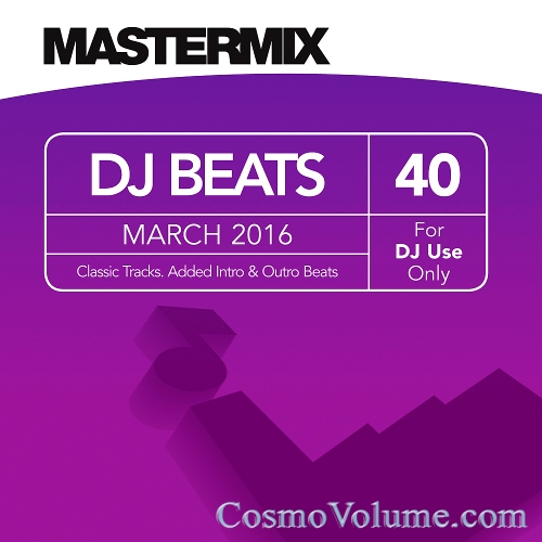 Mastermix DJ Beats 40 March [2016]