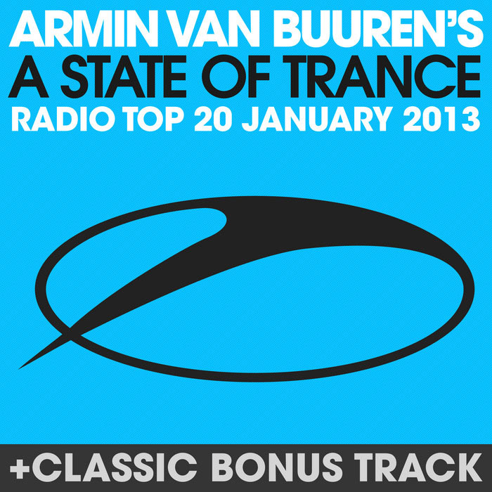 A State Of Trance Radio Top 20 January 2013 [2013]