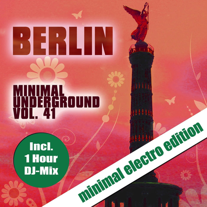Berlin Minimal Underground Vol. 41 (unmixed tracks) [2016]