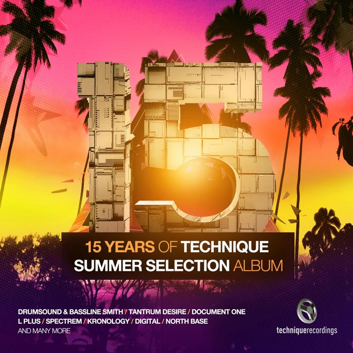 15 Years Of Technique Summer Selection [2015]