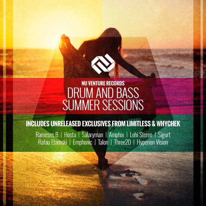 Nu Venture Records (Drum & Bass Summer Sessions) [2015]