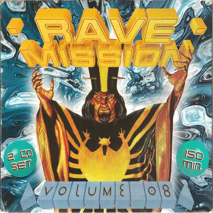 Rave Mission (Vol. 8) [1996]