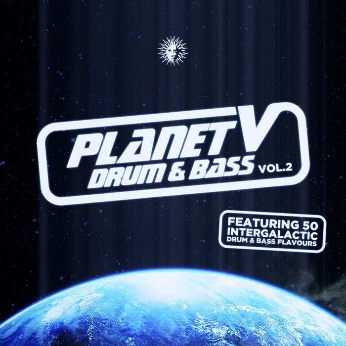 Planet V: Drum & Bass Vol. 2 (unmixed tracks) [2016]