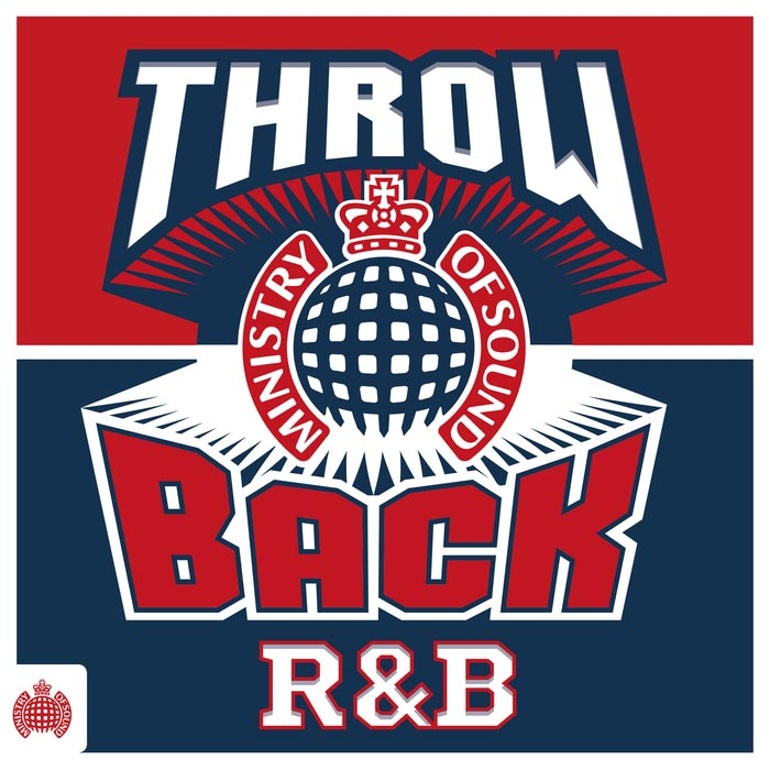 Ministry of Sound: Throwback R&B [2015]