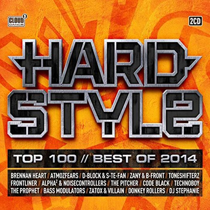 Hardstyle Top 100 Best of [2014]