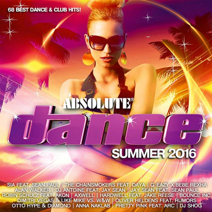 Absolute Dance Summer [2016]