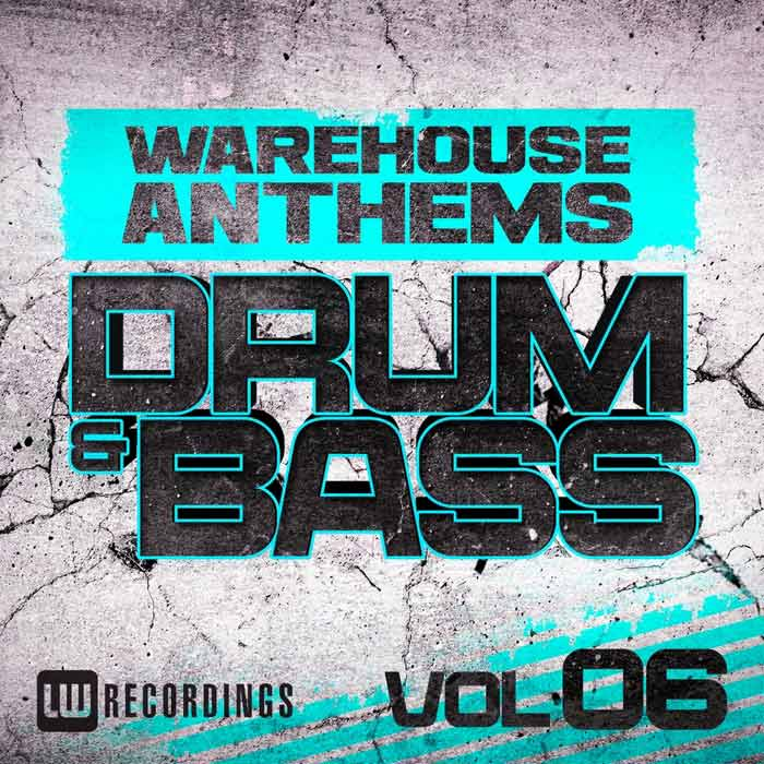 Warehouse Anthems: Drum & Bass (Vol. 6) [2015]