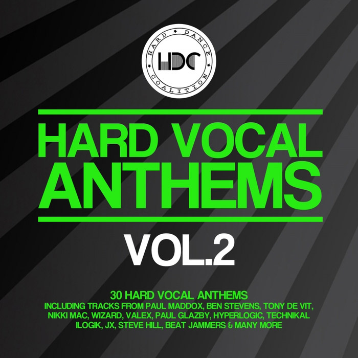 Hard Vocal Anthems (Vol. 2) [2016]