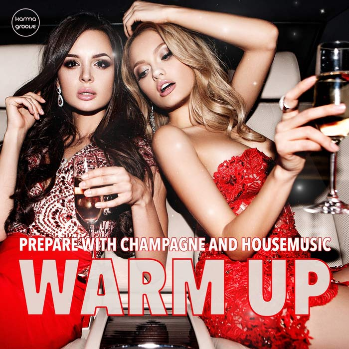 Warm Up Vol. 1 (Champaign & Housemusic) [2016]