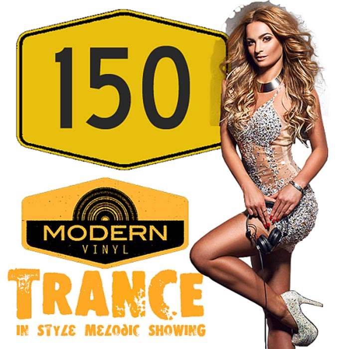 150 In Style Trance Melodic Showing [2016]