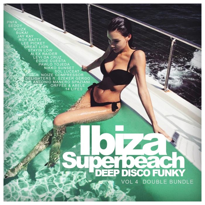Ibiza Superbeach Vol. 4 (Deep Disco Funky) [2016]