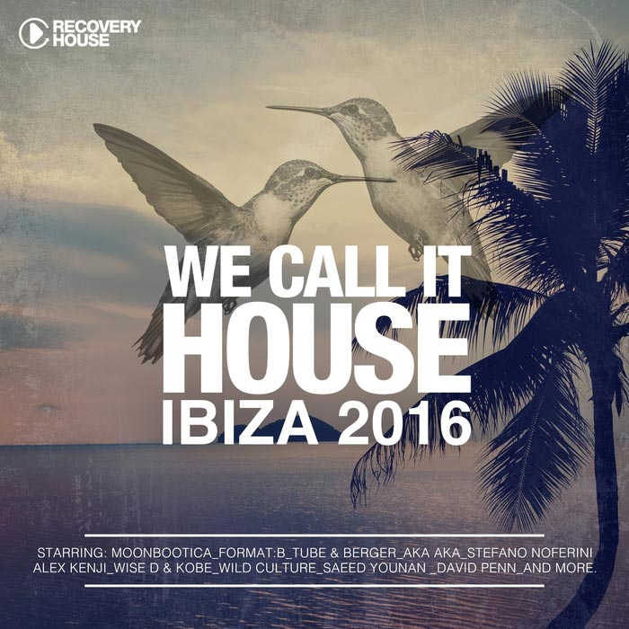 We Call It House (Ibiza 2016) (unmixed tracks) [2016]