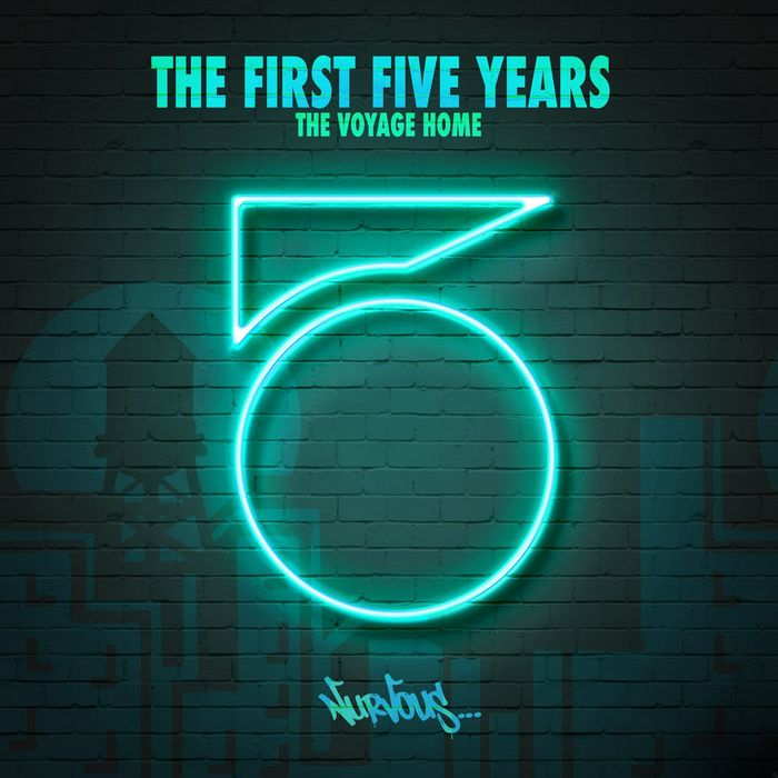 The First Five Years: The Voyage Home (unmixed tracks) [2016]