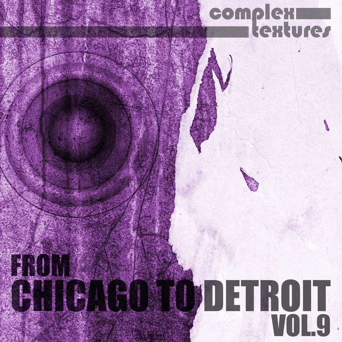 From Chicago to Detroit (Vol. 9) [2015]
