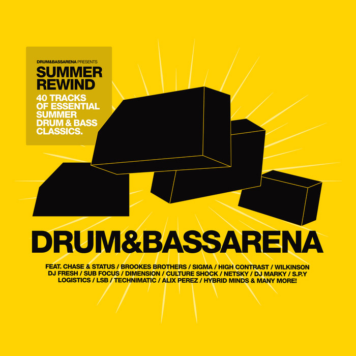 Drum & Bass Arena Summer Rewind [2015]