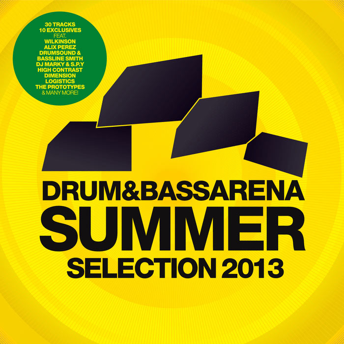 Drum & Bass Arena Summer Selection [2013]