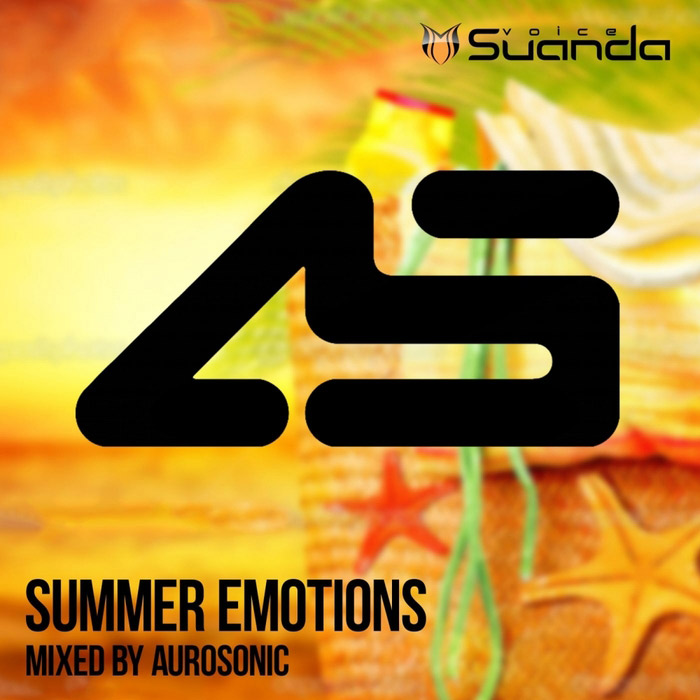 Summer Emotions (Mixed By Aurosonic) [2016]