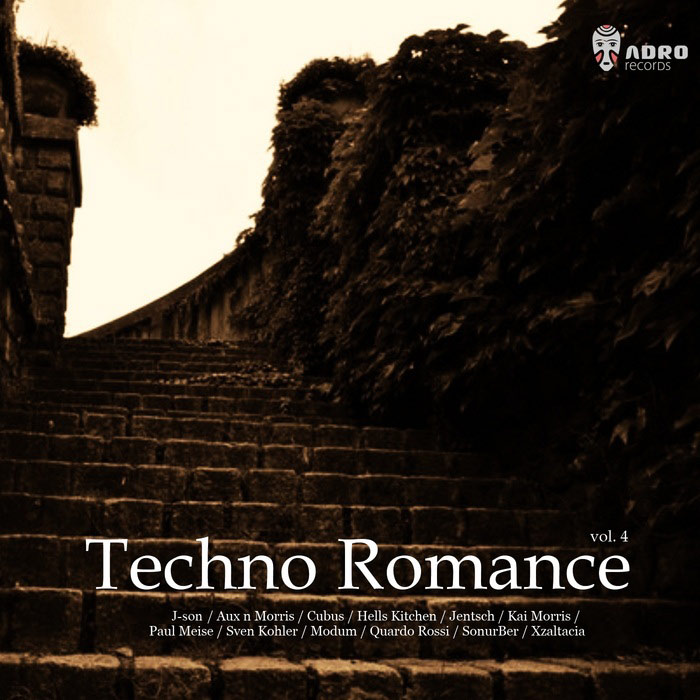 Techno Romance (Vol. 4) [2012]