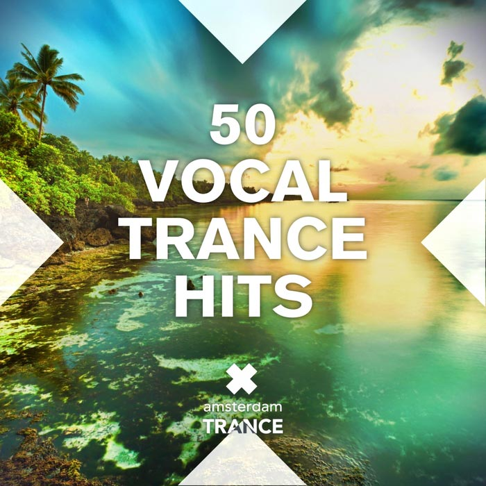 50 Vocal Trance Hits [2015]