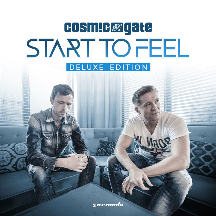 Cosmic Gate - Start To Feel [2015]