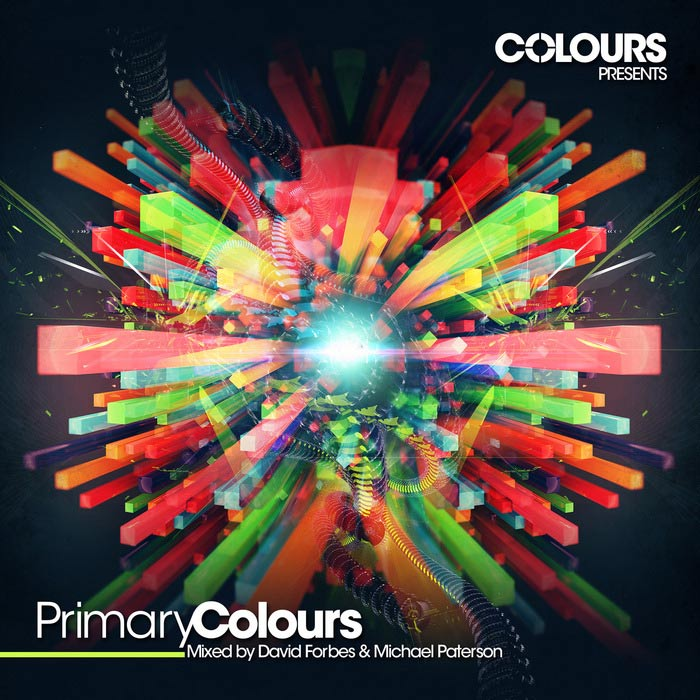 Colours Presents Primary Colours (Mixed By David Forbes & Michael Paterson) [2012]