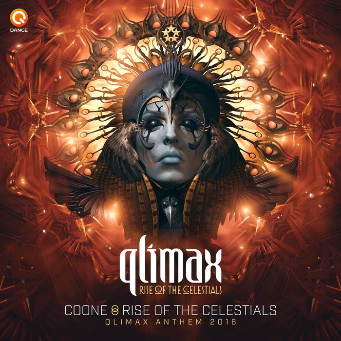 Coone - Rise Of The Celestials (Qlimax Anthem 2016)