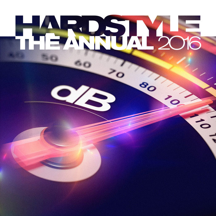 Hardstyle The Annual 2016 [2015]