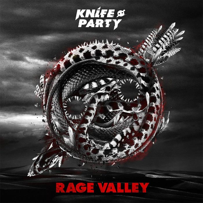 Knife Party - Rage Valley EP [2012]