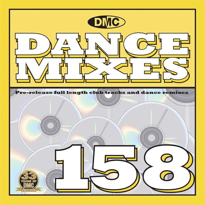 DMC Dance Mixes 158 April [2016]