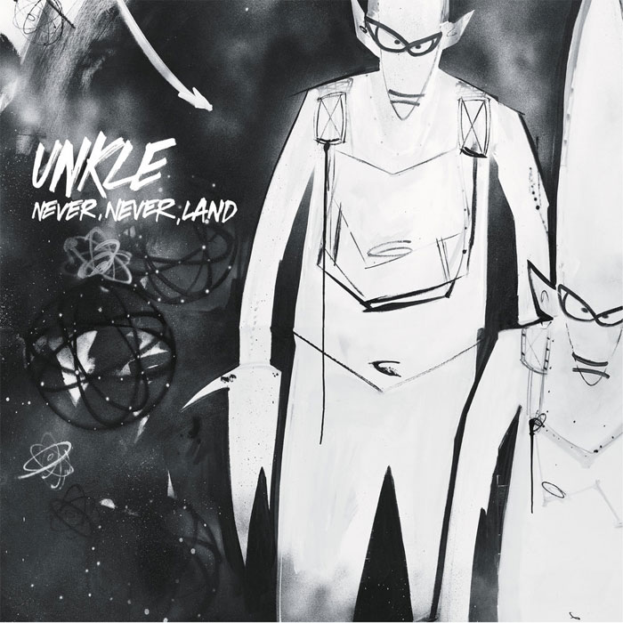 Unkle - Never, Never, Land