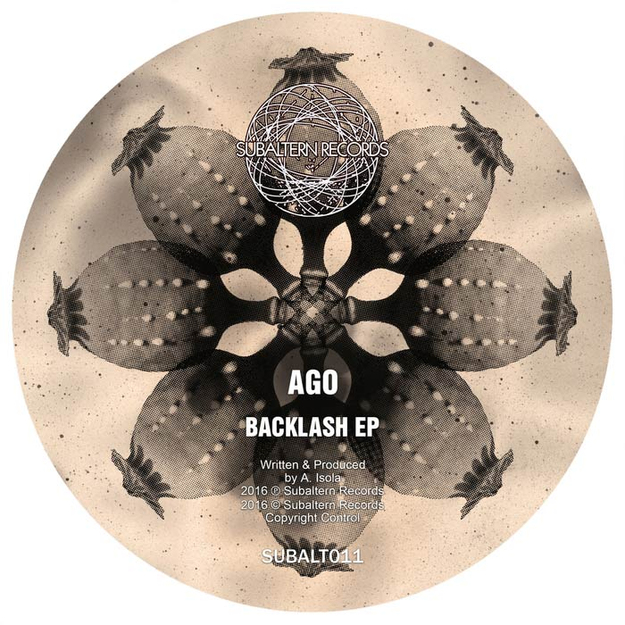 AGO - Backlash EP [2016]