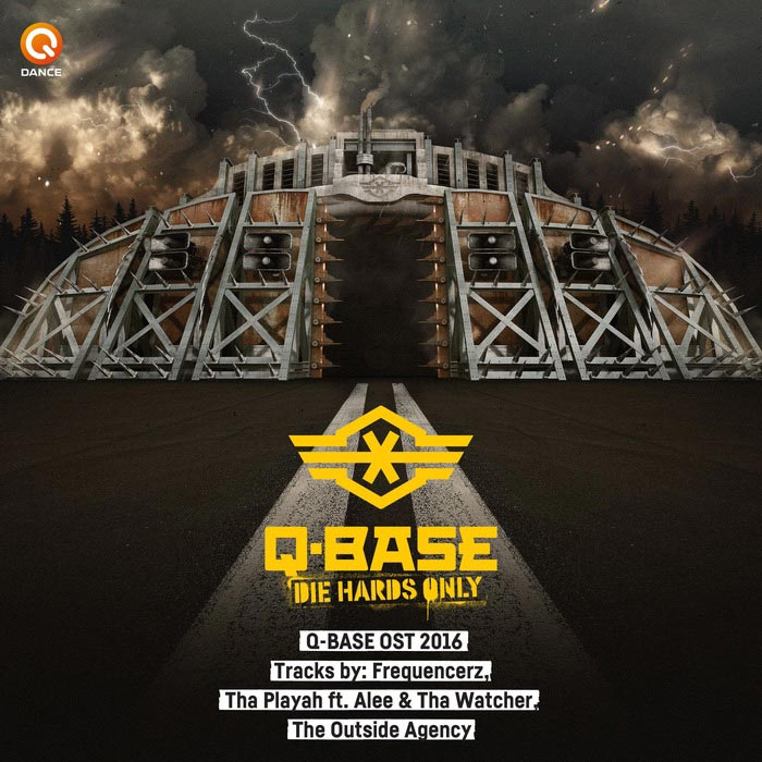 Frequencerz & The Playah & The Outside Agency - Q-Base 2016 The Soundtrack [2016]
