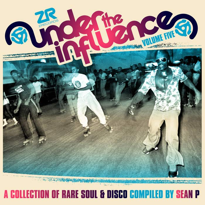 Under The Influence Vol. 5 (Compiled By Sean P) [2016]