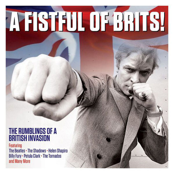 A Fistful Of Brits! [2016]