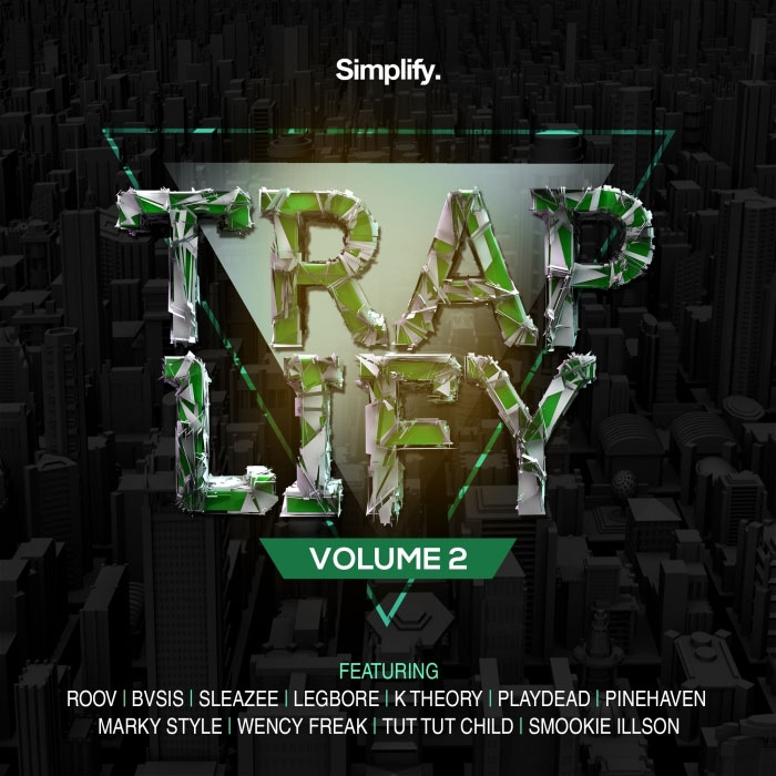 Simplify Recordings: Traplify (Vol. 2) [2016]