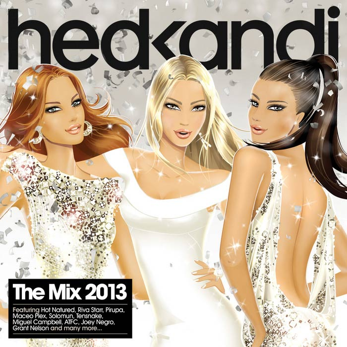 Hed Kandi: The Mix 2013 [2012]