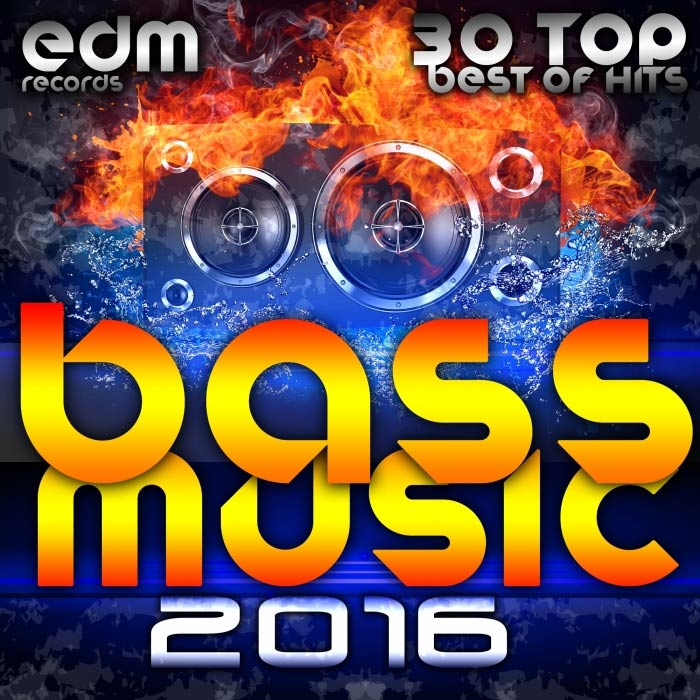 Bass Music 2016 - 30 Top Hits Best Of Drum & Bass, Dubstep, Rave Music Anthems, Drum Step, Krunk [2016]