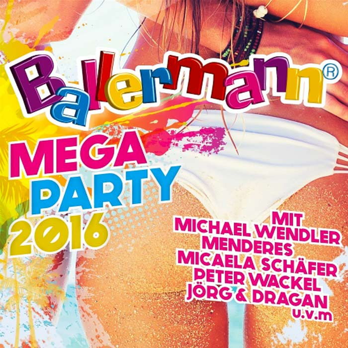Ballermann Mega Party [2016]