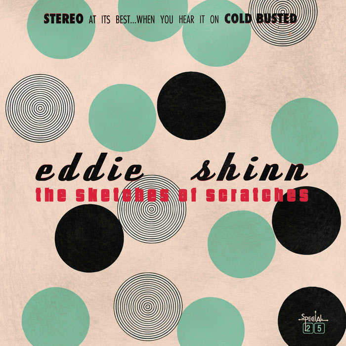 Eddie Shinn - The Sketches Of Scratches [2014]