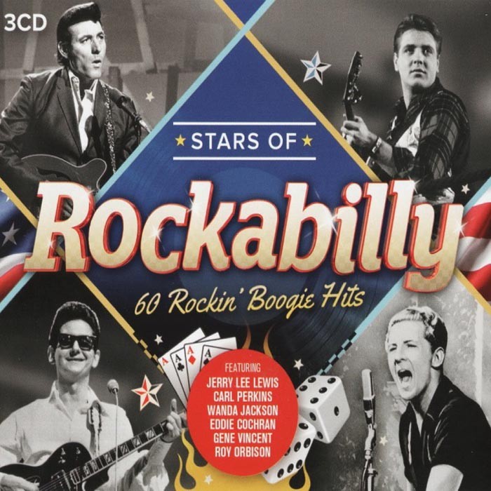 Stars Of Rockabilly [2016]