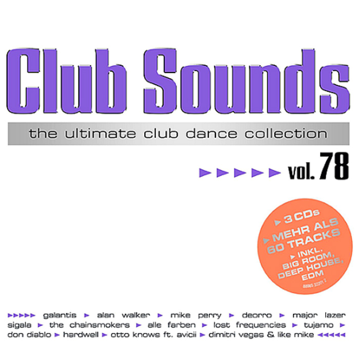 Club Sounds (Vol. 78) [2016]
