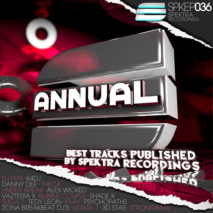 Spektra Recordings - Annual 2016 [2016]