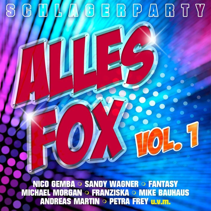 Schlagerparty: Alles Fox (Vol. 1) [2016]