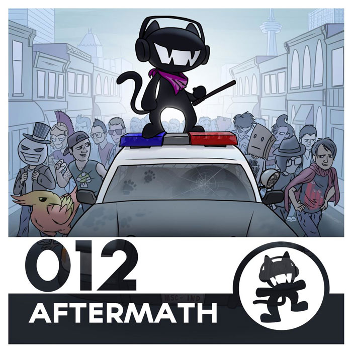 Monstercat 012: Aftermath [2013]