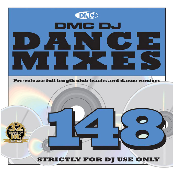 DMC Dance Mixes 148 (Strictly DJ Only) [2015]