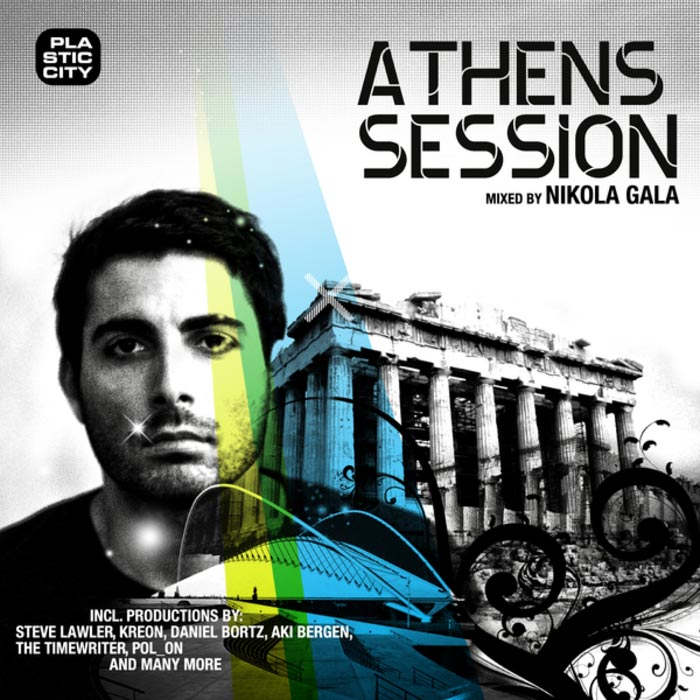 Athens Session (compiled & mixed By Nikola Gala) (unmixed tracks) [2011]